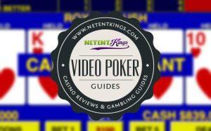 Verschil poker en videopoker