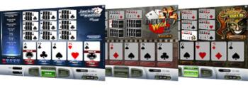 Videopoker spelletjes